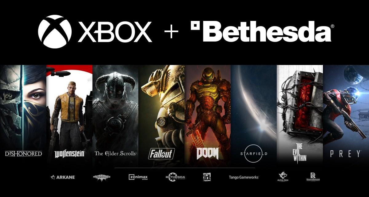 Xbox anuncia la compra de Bethesda Softworks