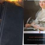 [Reseña libro] Vindicación de los derechos de la mujer – Mary Wollstonecraft