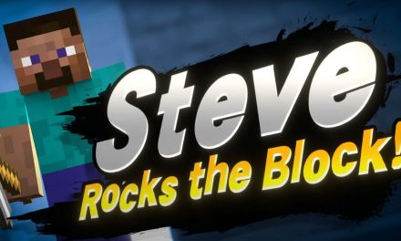 ¿Steve en Super Smash Bros Ultimate?