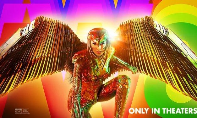 Wonder Woman 84 se estrenará en cines y en HBO Max en navidad.