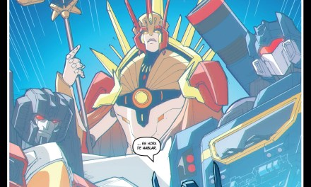 [Transformers Especial] Grandes personajes