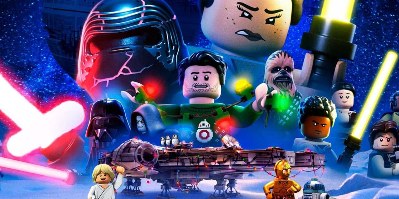 [Reseña] «LEGO Star Wars: Especial felices fiestas»