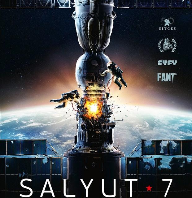 [Recomendación] Salyut-7: Heroica cinta rusa basada en eventos de la carrera espacial