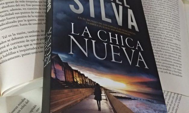 La Chica Nueva (Gabriel Allon #19) de Daniel Silva