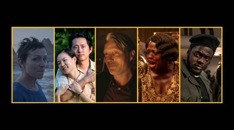 ¡Ya tenemos los nominados a los Oscar 2021! Revisa la lista completa
