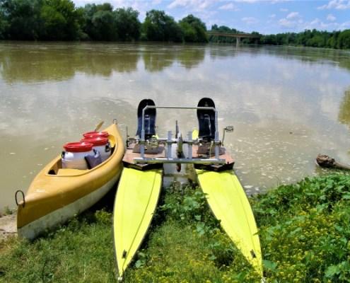 6 jours de Garonne Canalfriends Marmande 2