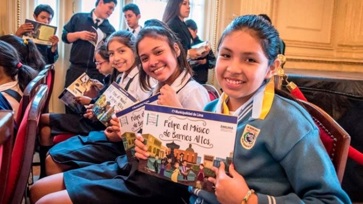 libros infantiles en Lima
