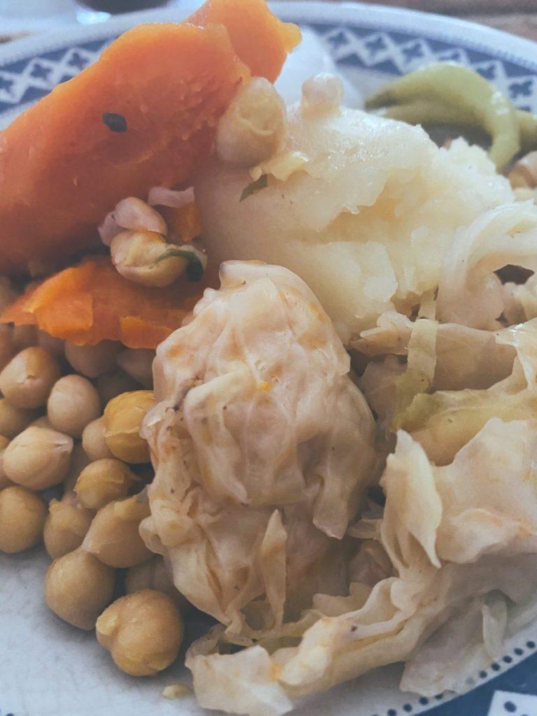 RECETAS PARA FRENAR LA CURVA: El cocido madrileño «vai prisa, vai prisa».