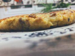 Tortilla de patatas forever alone