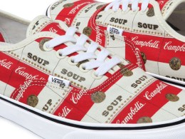 Supreme X Vans - Authentic - Detalhe