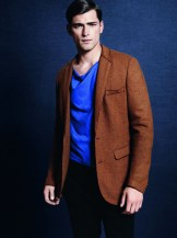 Zara Man Outono/Inverno 2012