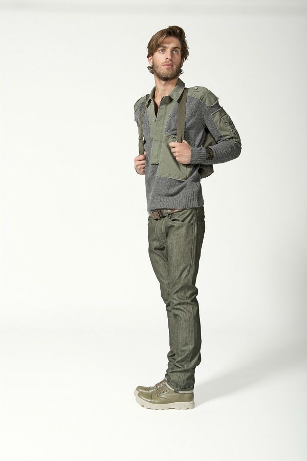 Diesel - Lookbook Outono Inverno 2011/2012