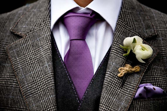 10 Coisas Que Ninguém Nota no Seu Look - Nó da gravata