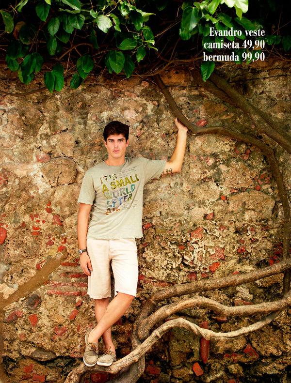 cea4d33f44dad Veja mais imagens da coleção de verão que a Daslu criou para a Riachuelo   daslu riachuelo masculino verao ft01. daslu riachuelo masculino verao ft01