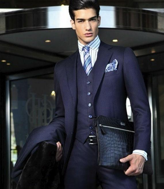 Resultado de imagem para gravata listrada como usar