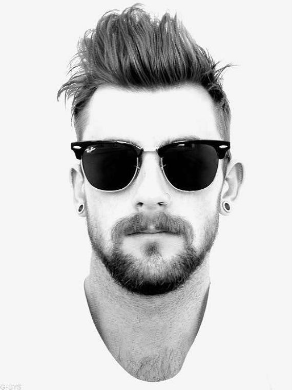 ray ban clubmaster malcolm x  A Hist贸ria do Ray-Ban Clubmaster e os Browline Glasses - Canal ...
