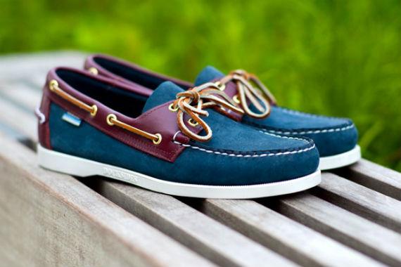 Qual é a Diferença Entre Docksides, Top-sider, Boat Shoe e Deck Shoe?