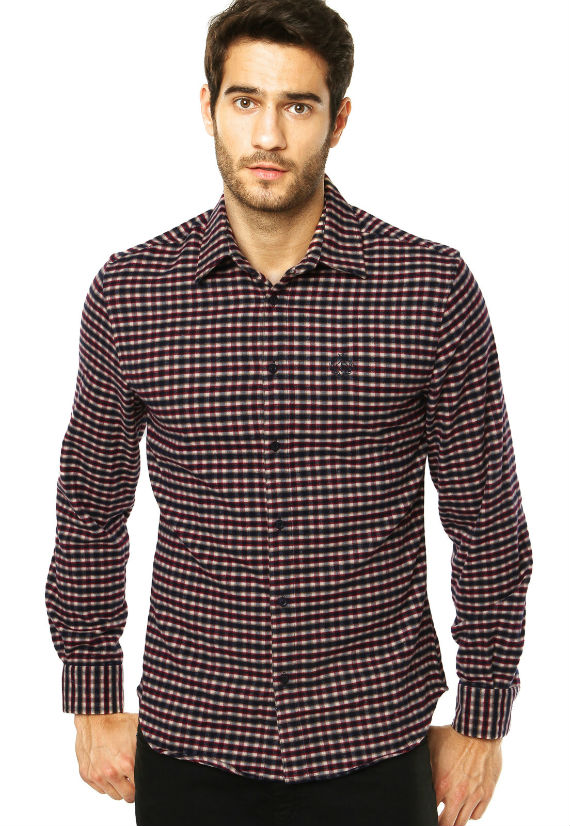 Camisa-Forum-Xadrez-vermelha_preta
