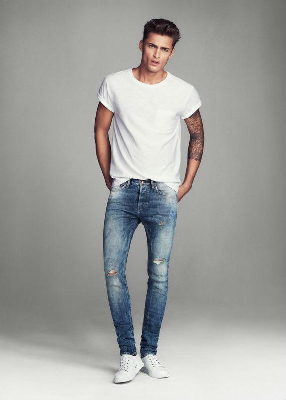6d5a57f09b81d3 Se você entrar numa loja e pedir uma calça skinny e outra slim fit terá 90%  de chances de receber dois produtos completamente diferentes e essa margem  de ...