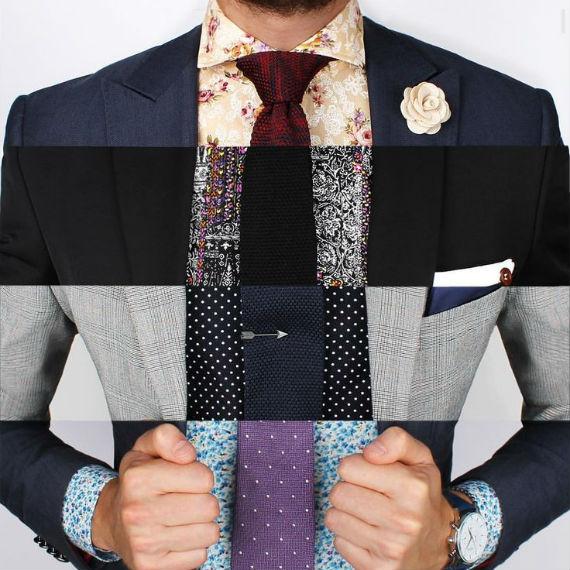 312d3820f4 A história se repete  o sujeito quer deixar o terno com uma cara mais  moderna para ir a um evento ou trabalhar