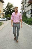 look-masculino-cor-rosa-ft16