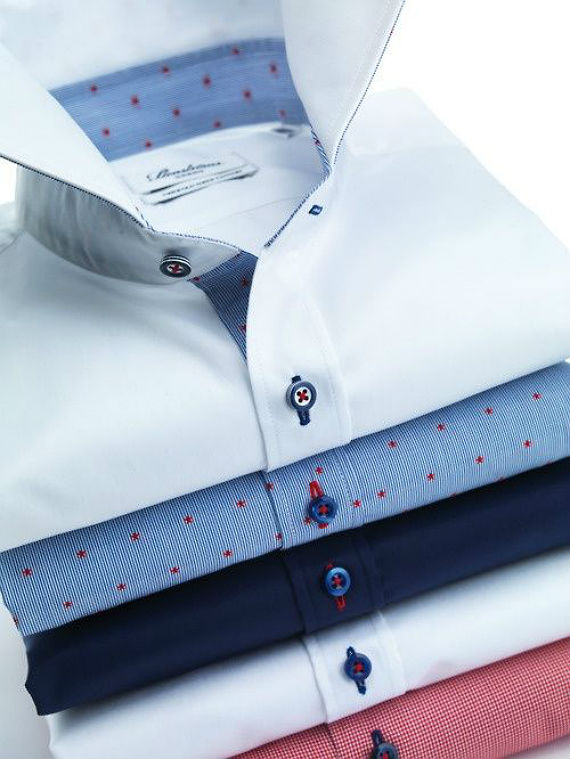 qual a diferença entre camisa social e camisa casual