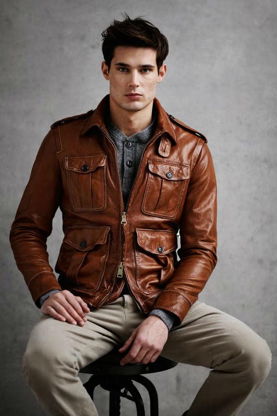 Como usar jaqueta militar masculina - Dicas pra Ele 3a11fbc94e625