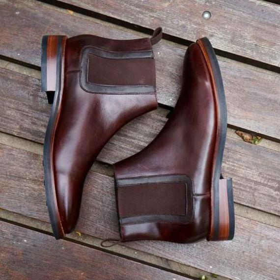 Quais São os Tipos de Botas Masculinas? - Chelsea Boots