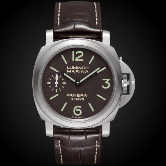 Wishlist do Editor: 7 Relógios Que Eu Amo - Panerai Luminor Marina