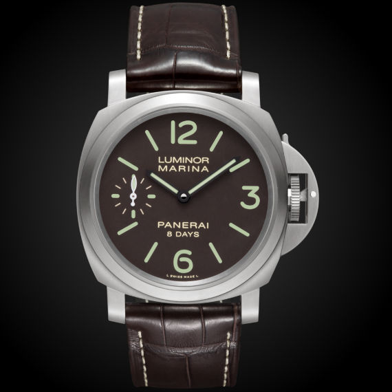 Wishlist do Editor: 7 Relógios Que Eu Amo - Panerai Luminor Marina