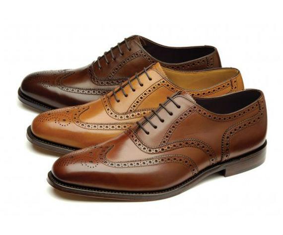 Sapato Brogue - Oxford Full Brogue