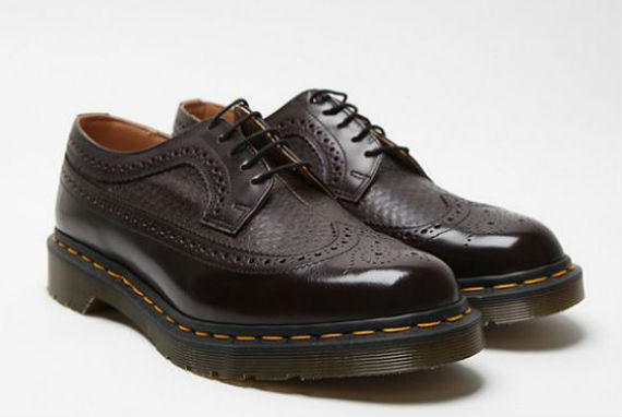 Sapato Brogue - Derby Fullwing Brogue