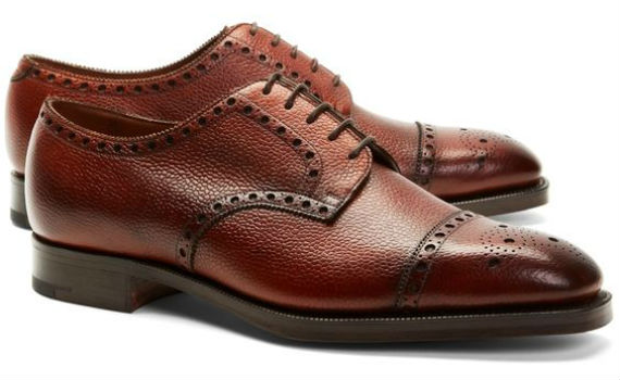 Sapato Brogue - Oxford Half Brogue