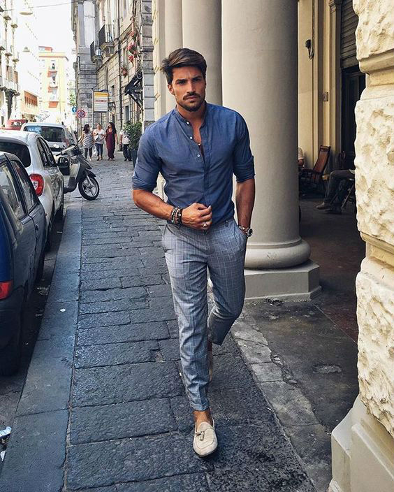 12 Dicas de Como Usar Calças de Alfaiataria no Lugar do Jeans