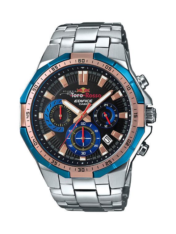 Relógios Cásio Edifice Toro Rosso