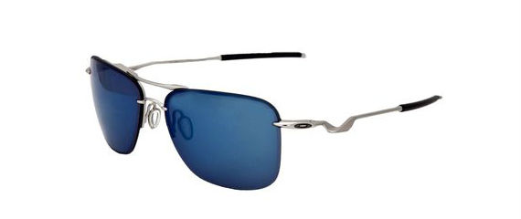 Oakley Tailhook Prata/Azul