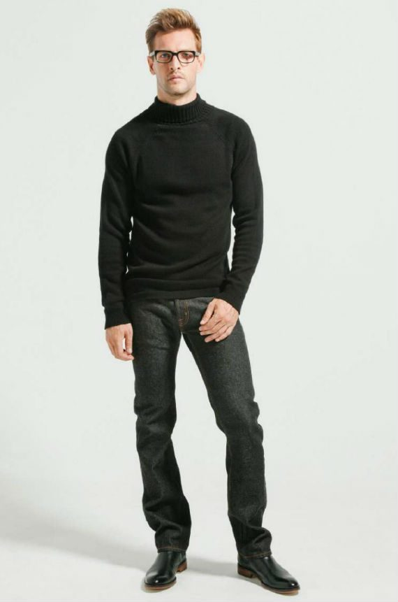 Jon Bon Jovi Heart N Dagger Jeans