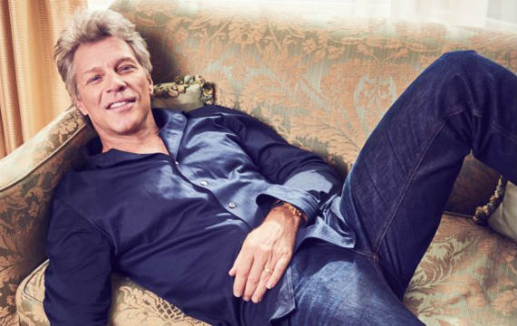 Bon Jovi Heart N Dagger Jeans