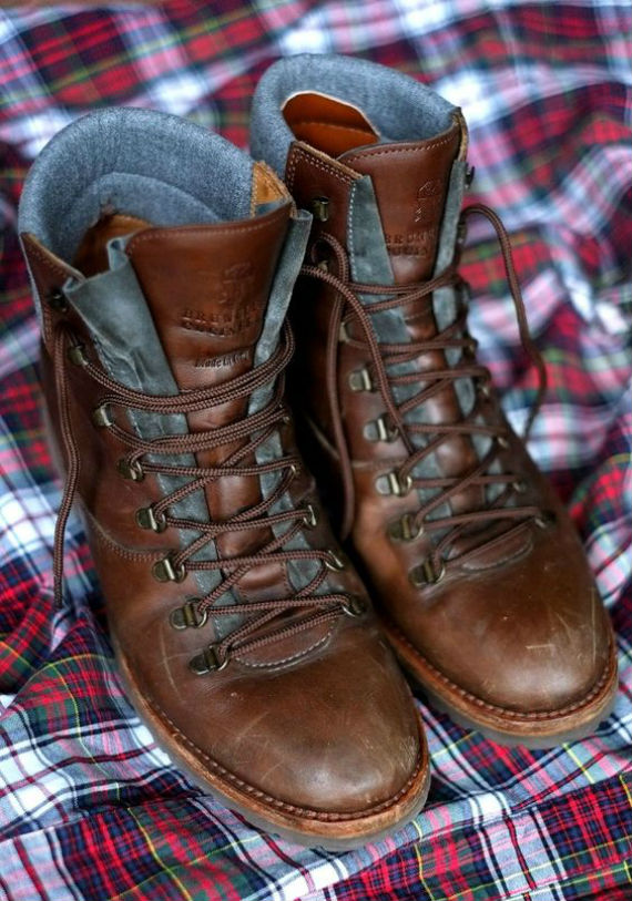 Hiking boots - botas para caminhada