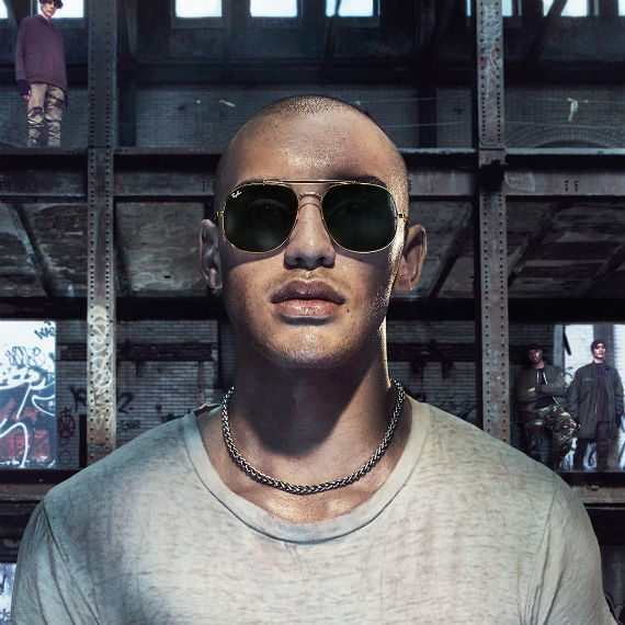 "Ray-Ban Apresenta o Redesign do Modelo ""The General"""