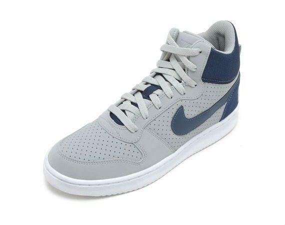 Tênis de Cano Alto Para o Inverno - Nike