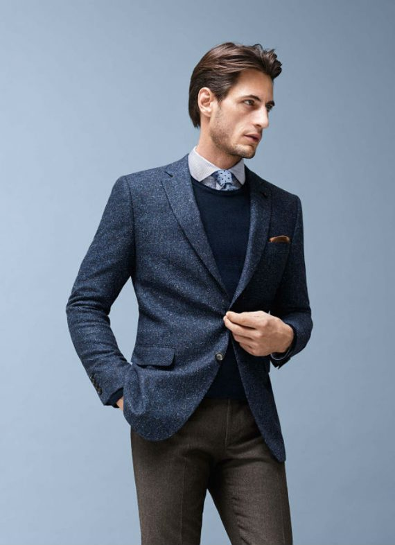 O Look Certo: Elegância Profissional - Business casual