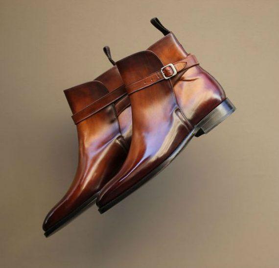 Dress Boots - Bota Jodhpur