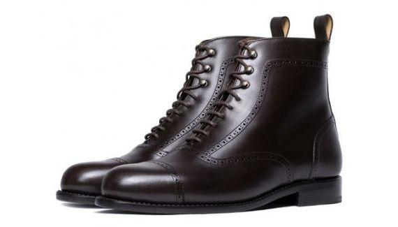 Dress Boots - Bota Oxford