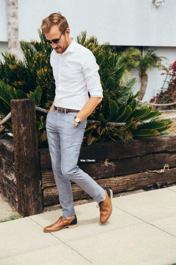 5 Maneiras de Usar Calças de Alfaiataria em Looks Básicos