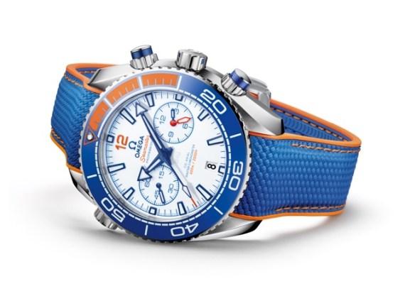 Omega Lança Relógio em Homenagem a Michael Phelps