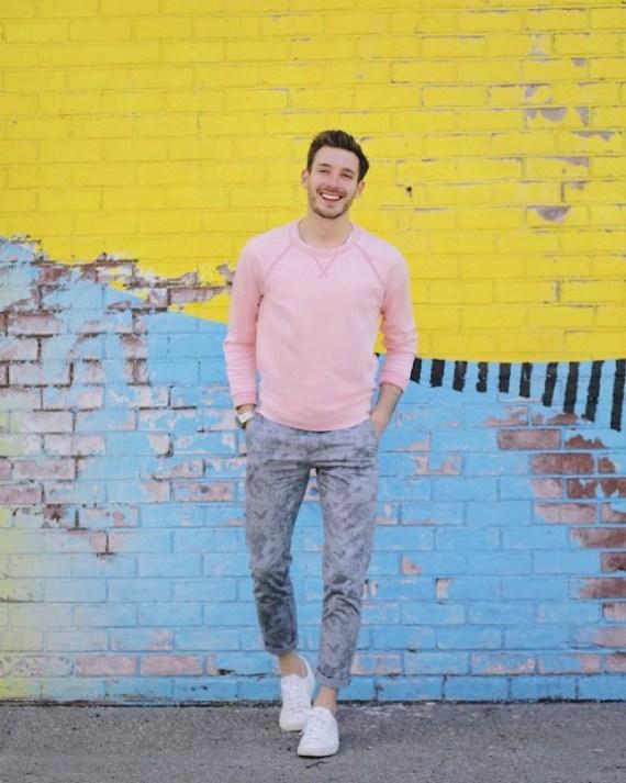 tendências do verão 2018 na moda masculina