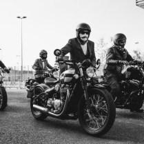 Distinguished Gentleman's Ride 2017