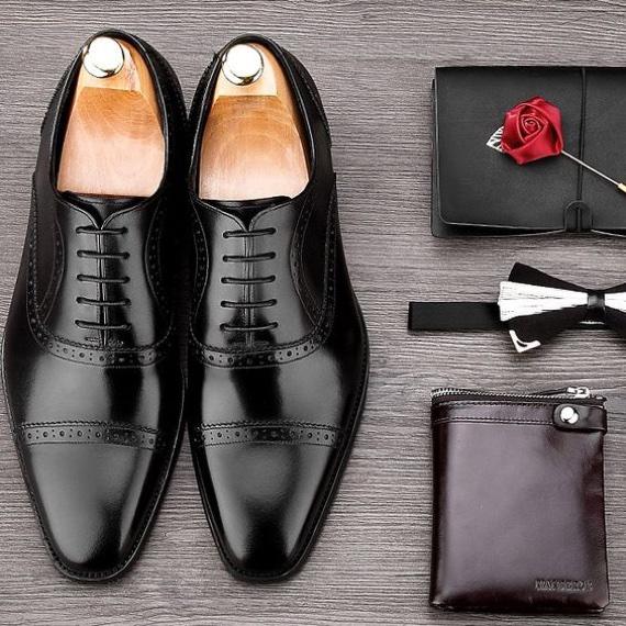 f308976ed0 6 Sapatos Para Usar Com Terno em Casamentos - Canal Masculino