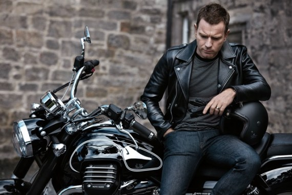 Cinco Motoqueiros Famosos Que Esbanjam Estilo - Ewan McGregor